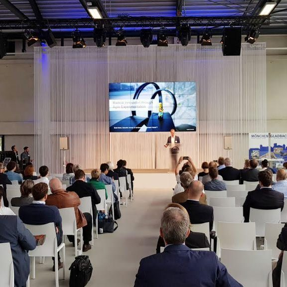Vortrag auf der Best Pracitice Digitalisierung