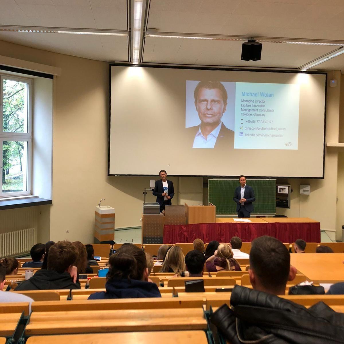 Keynote Speaker TH Köln