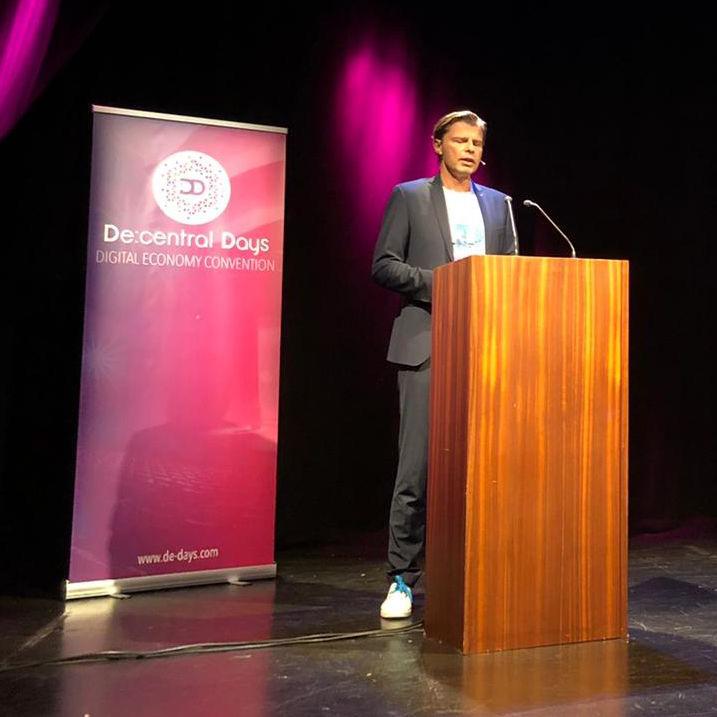 Michael Wolan Keynote Speaker Palma